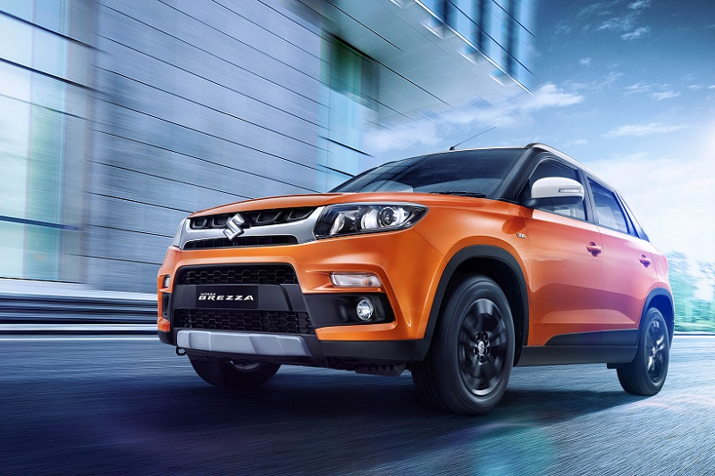 maruti-suzuki-vitara-brezza-records-five-lakh-unit-sales-milestone